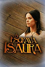 The Slave Isaura Poster