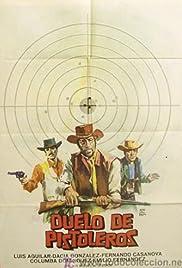 Duelo de pistoleros Poster