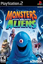Monsters vs aliens share