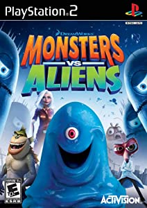 Movie mp4 download psp Monsters vs. Aliens by [1280x960]