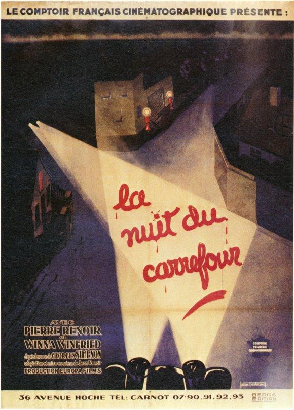 La nuit du carrefour (1932)