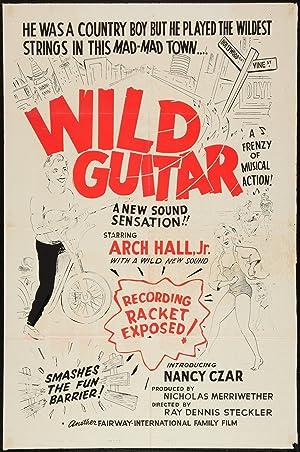 Where to stream Wild Guitar