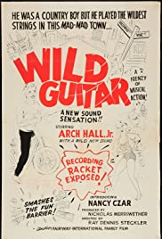 Wild Guitar (1962) Poster - Movie Forum, Cast, Reviews