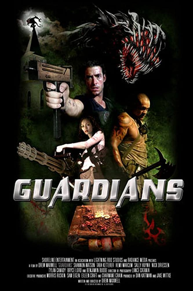 Guardians (2009) Dual Audio Hindi 300MB WEBRip 480p Download