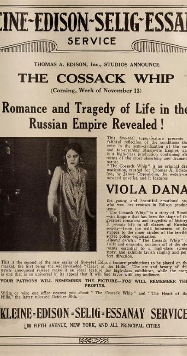 The Cossack Whip (1916) - IMDb