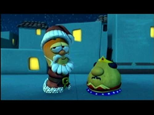 Veggie Tales: Saint Nicholas - A Story of Joyful Giving
