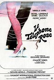 Le téléphone rose Poster