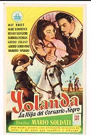 Jolanda la figlia del corsaro nero Poster