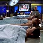 Ken Garito, Robert Joy, Kehli O'Byrne, Anthony Molinari, and Cameron Sanders in CSI: NY (2004)