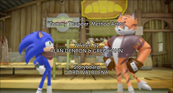 New movie comedy download Tommy Thunder: Method Actor [720x400]
