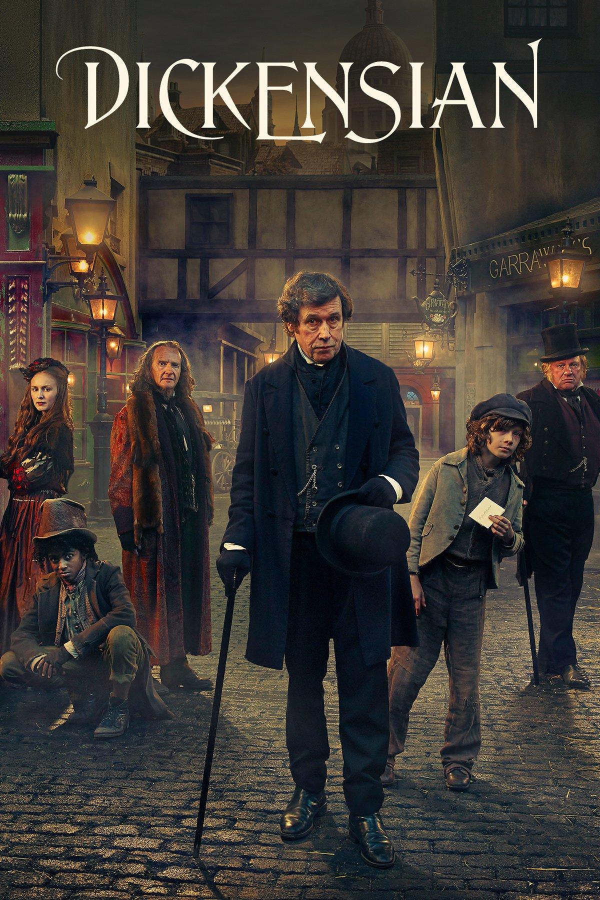 Dickensian (TV Series 2015–2016) - IMDb