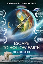 Escape to Hollow Earth Poster