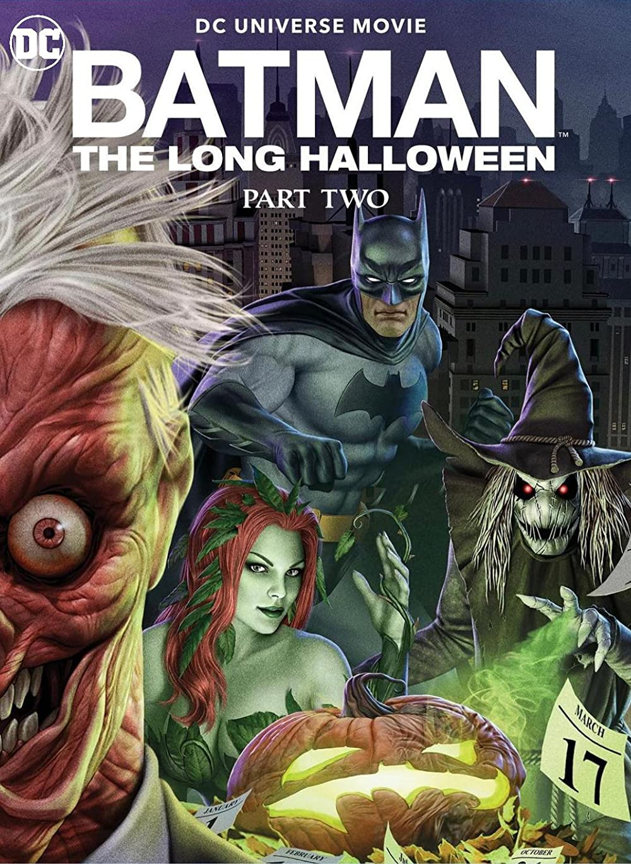 Batman The Long Halloween Part Two 2021 English 480p HDRip 300MB Download