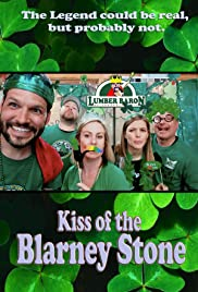 Kiss of the Blarney Stone Poster