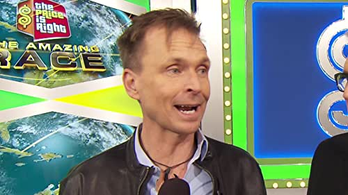 The Price Is Right Primetime Special: The Amazing Race Edition: Keoghan And Carey