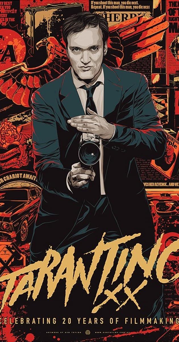 Subtitle of Quentin Tarantino: 20 Years of Filmmaking