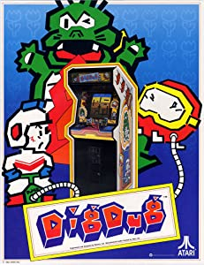 Downloadable ipod movies Dig Dug by Alexey Pazhitnov [Mpeg]