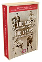 100 Years of the Montreal Canadiens
