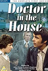 Doctor in the House (1969) Poster - TV Show Forum, Cast, Reviews