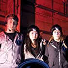 Jackie, Sam, Kc, Riley Litman, and Zack in The Othersiders (2009)