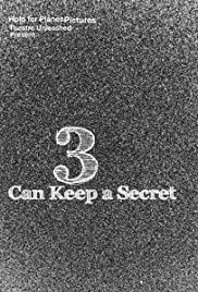 Three Can Keep a Secret Poster