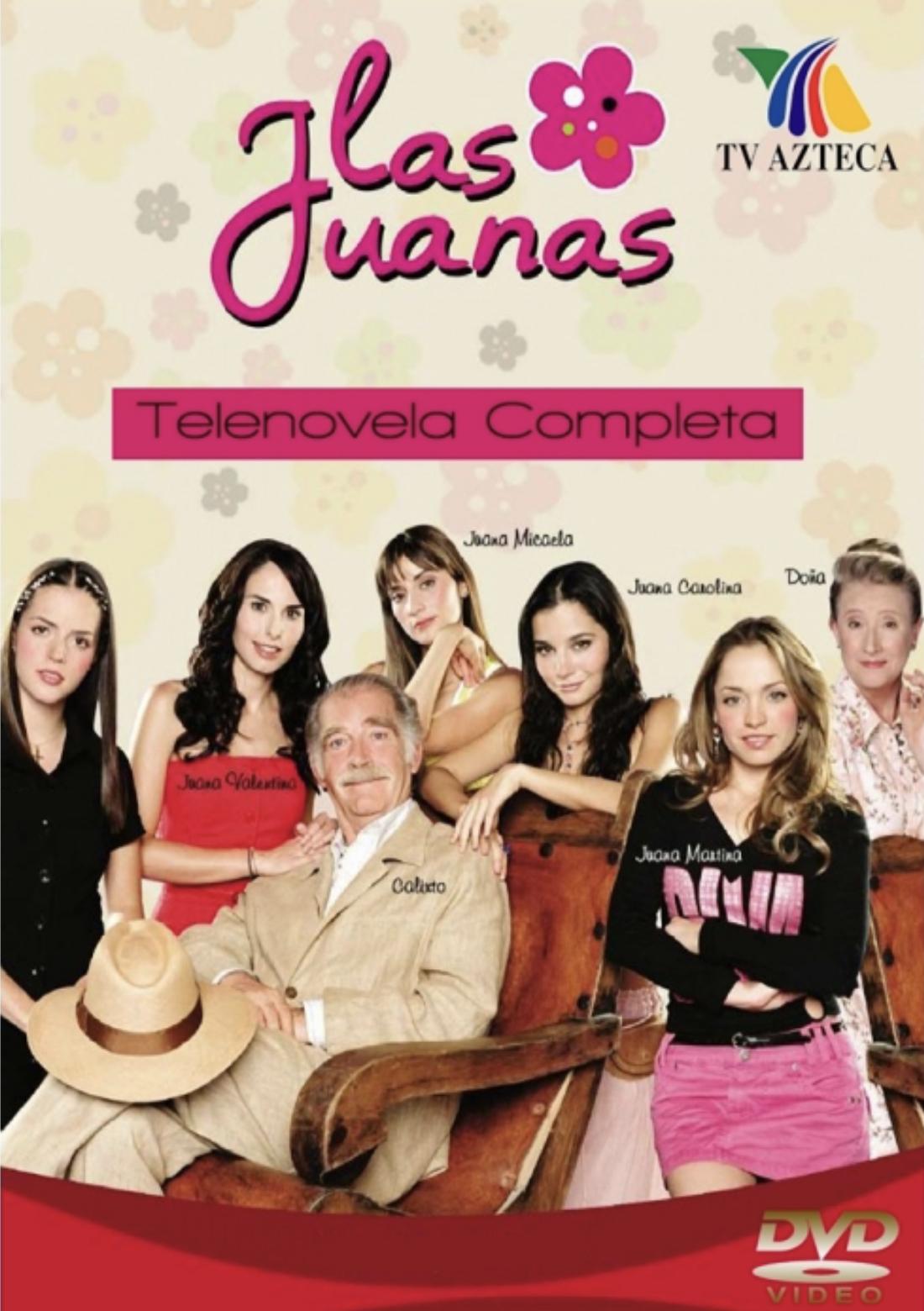 Las Juanas (TV Series 2004–2005) - IMDb