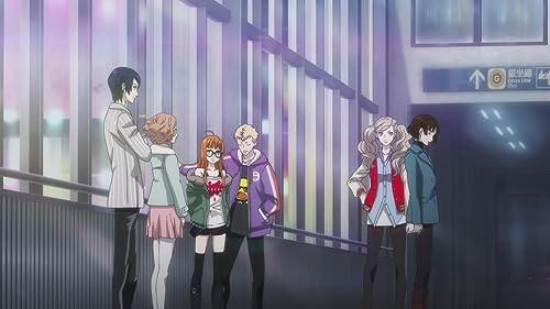 Persona 5: Futaba Sakura (UK)