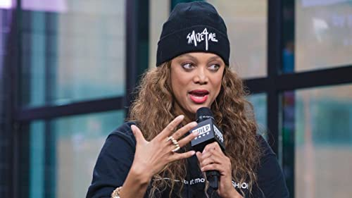 BUILD: Tyra Banks Would Like the Video Interview with Beyoncé to Be Re-Edited