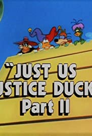 Just Us Justice Ducks: Part 2 Poster