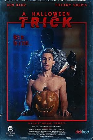 A Halloween Trick Poster