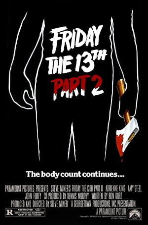 Where to stream Friday the 13th Part 2