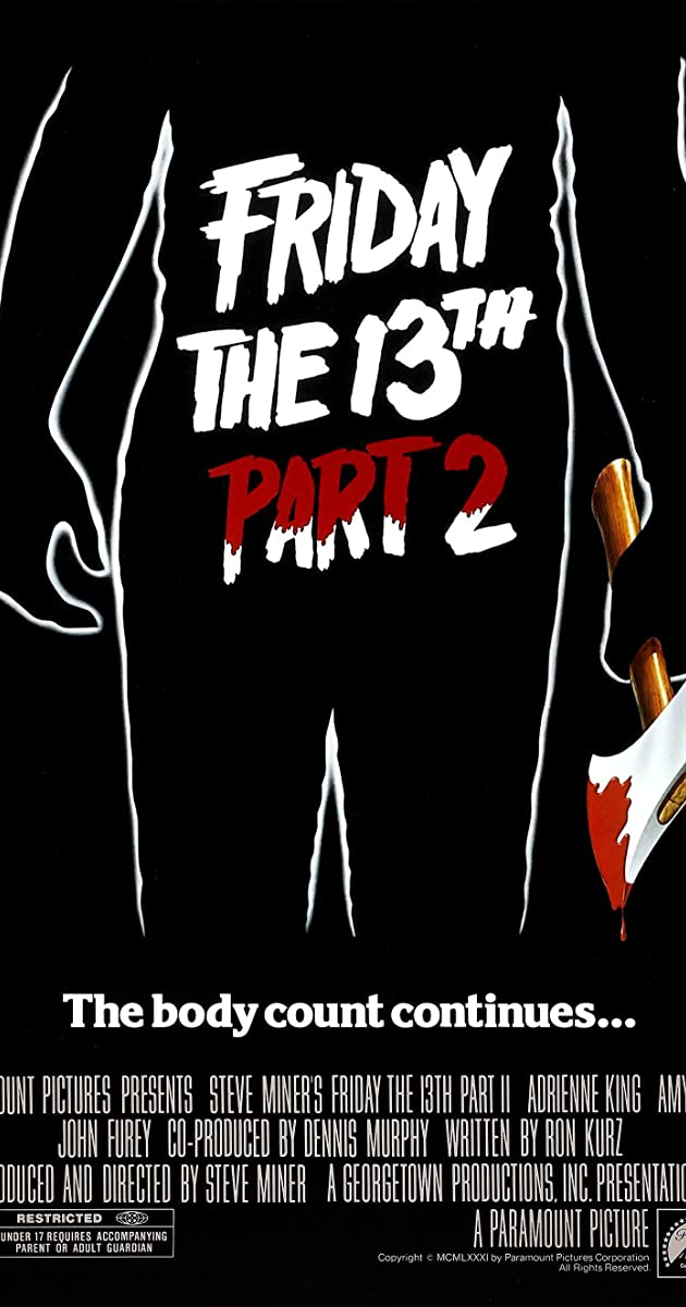 Friday The 13th Part 2 Stream