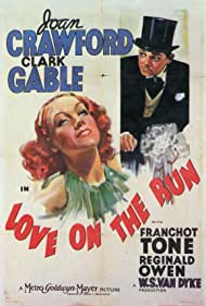 Love on the Run (1936) Poster - Movie Forum, Cast, Reviews