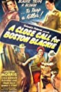 A Close Call for Boston Blackie (1946) Poster