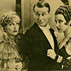 Maurice Chevalier, Fifi D'Orsay, and Jeanette MacDonald in The Merry Widow (1934)