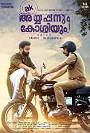 Ayyappanum Koshiyum (2020) HDRip Malayalam Movie Watch Online Free