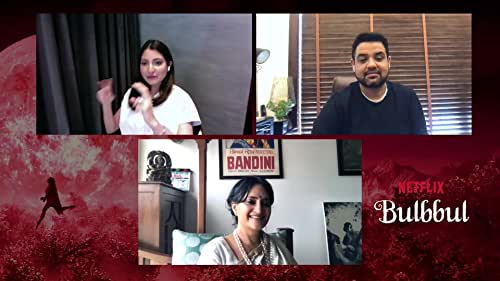 Anushka Sharma's Childhood Stories & Bulbbul | Karnesh Ssharma & Anvita Dutt