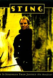 Sting: Love Is Stronger Than Justice Poster