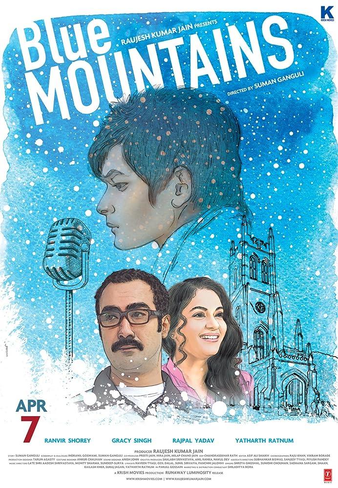 Blue Mountains (2017) Hindi 720p HDRIp Esubs DL