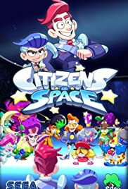 Citizens of Space Poster
