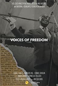 Louis Armstrong in Voices of Freedom (2021)