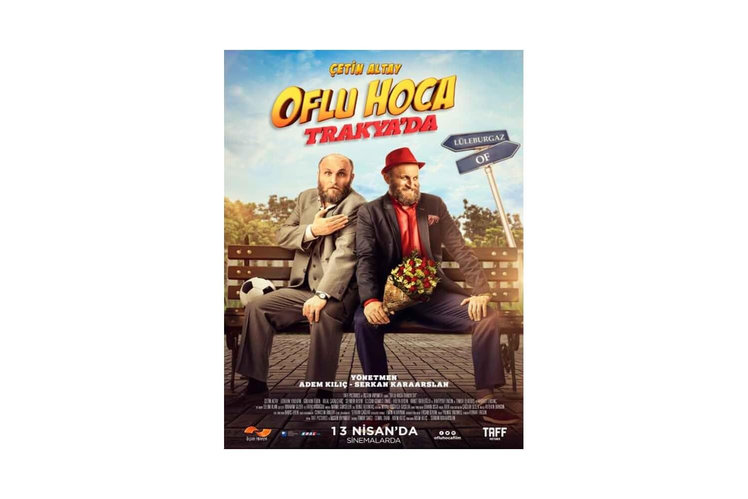 Oflu Hoca'nin Sifresi 3 (2018)