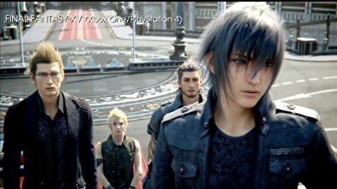 Final Fantasy Xv Video Game 2016 Imdb