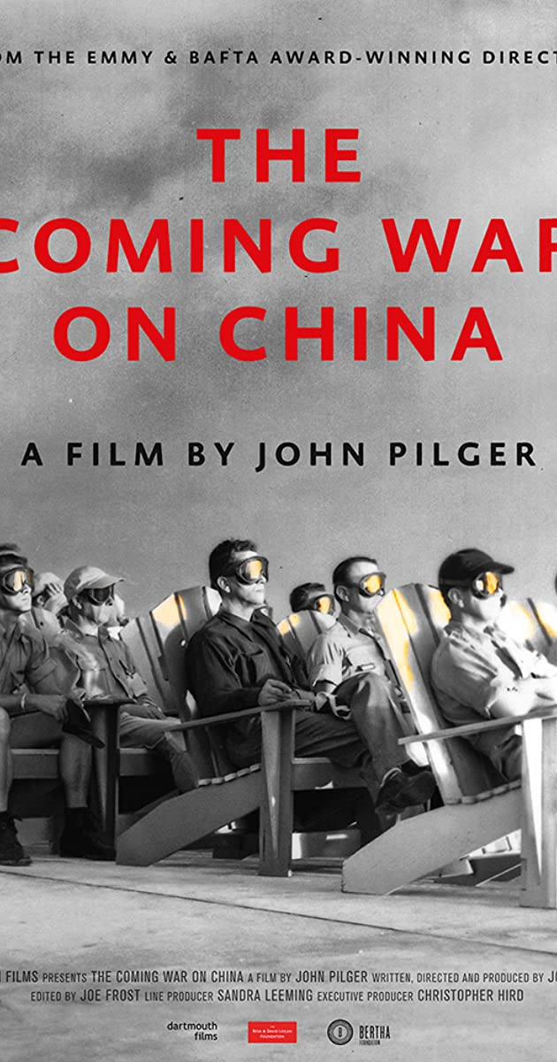 Subtitle of The Coming War on China