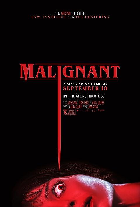 Malignant (2021) ORG Hindi Dual Audio 1080p HDRip ESubs 2.2GB Download