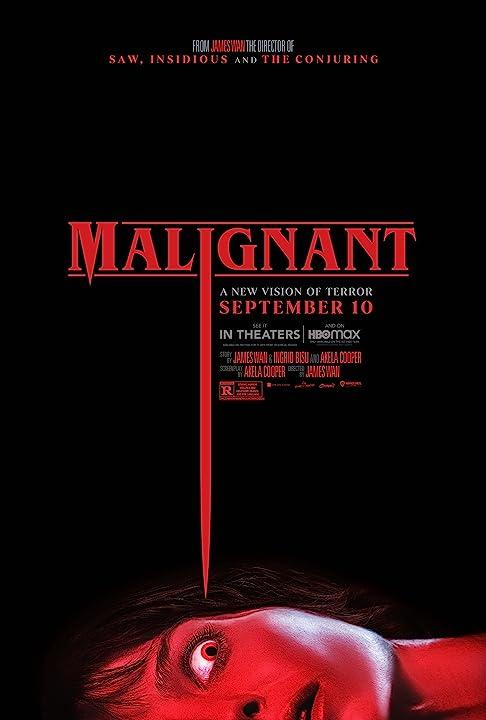 Malignant (2021) Hindi Dubbed