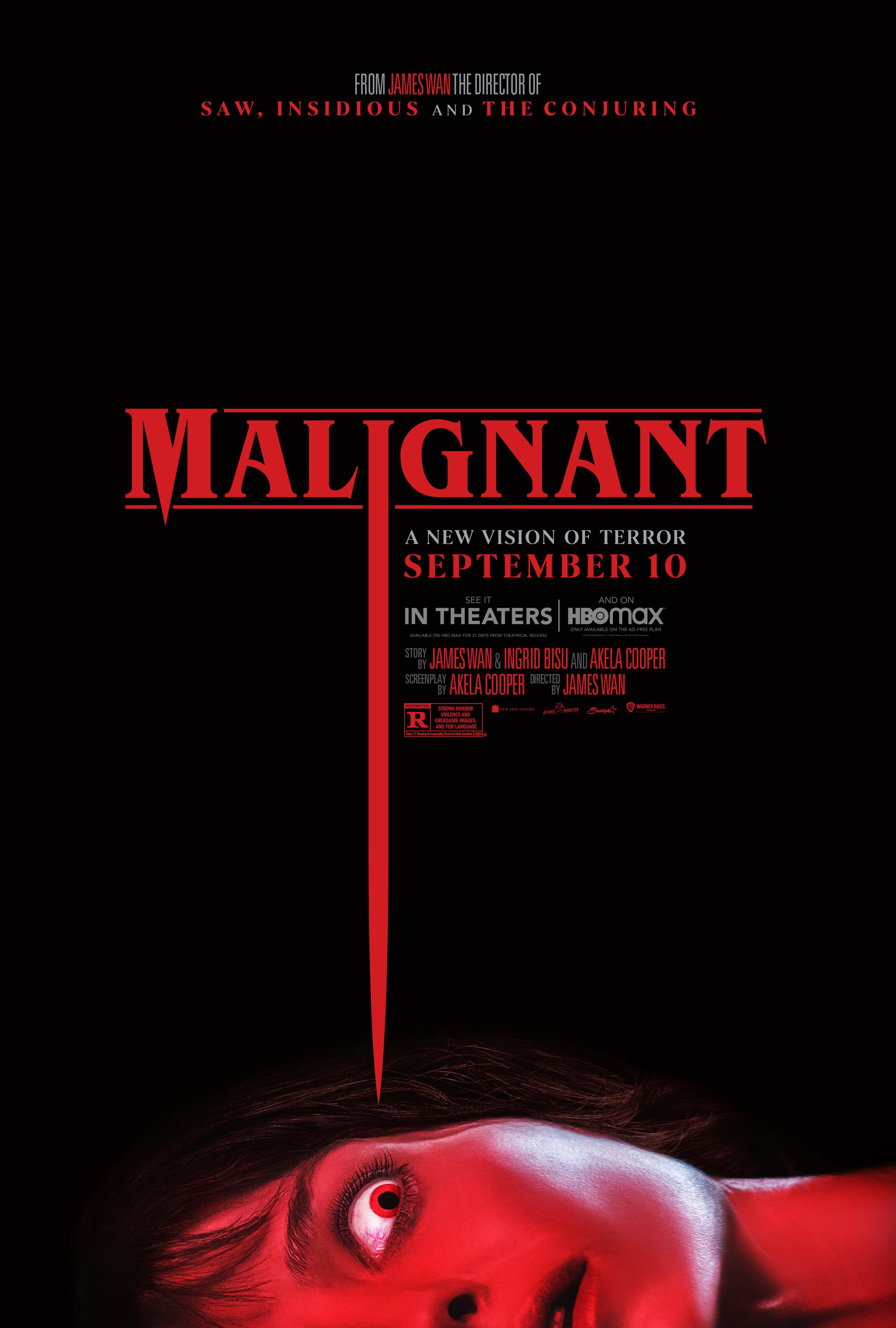 Phim Hiện Thân Tà Ác - Malignant (2021)