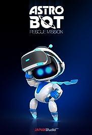 Astro Bot: Rescue Mission Poster