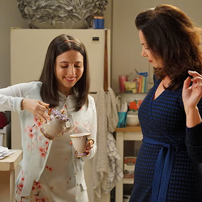 Fran Drescher and Esther Povitsky in Alone Together (2018)