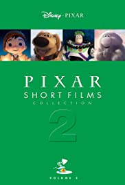 Pixar Short Films Collection 2 Poster